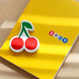 Usage example - 2NUL Drawing number color sticker set ver2