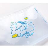 Lovely Dream - DESIGN IVY Ggo deung o clear zip lock pouch