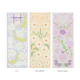Option - After The Rain Private garden deco sticker seal