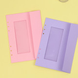 PAPERIAN Window paper envelope 6-ring A5 size refill ver2