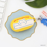 Brunch brother kitty - ROMANE Brunch Brother Galaxy Buds case cover