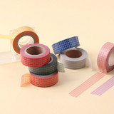 Usage example - Wanna This Color check 15mm X 10.9yd masking tape