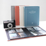 My record Instax mini polaroid slip in pocket photo album