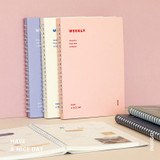 Indigo Have a nice day 6 months dateless weekly planner