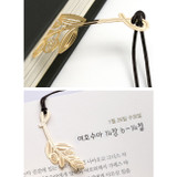 Olive tree -Bookfriends Plant 18K gold plated bookmark
