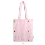 Cony - Monopoly Brown friends mini pattern shoulder bag