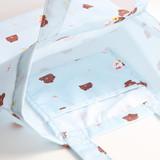Inner pocket - Monopoly Brown friends mini pattern shoulder bag