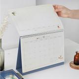 Indigo 2021 Prince story monthly desk calendar