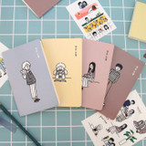 DESIGN GOMGOM My You small blank notebook
