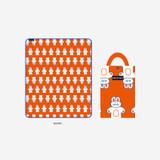 Bunny - ROMANE Cute Water-resistant picnic mat with bag
