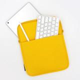 Back pocket - Donat Donat bear iPad tablet PC 11 inches sleeve case