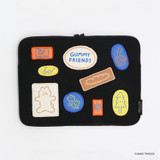 Gummy Friends -ROMANE Brunch Brother iPad tablet PC 11 inches sleeve case