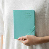 Small size - Ardium 2021 Simple small dated weekly planner scheduler