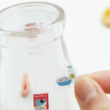 Usage example - ICONIC Today mini removable sticker seal
