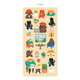 12 cafe - ICONIC Joy mini removable sticker seal