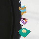 Usage example - ICONIC Joy mini removable sticker seal