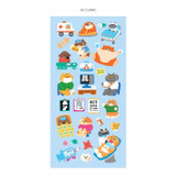 16 clinic - ICONIC Joy mini removable sticker seal