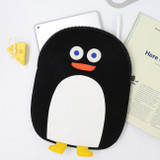 Black - ROMAaNE Penguin iPad Pro tablet PC 11 inches sleeve case