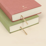 Ribbon bookmark - Paperian Today's highlight small undated daily journal diary