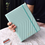 Mint - Play Obje Classy A5 6-ring slim metal binder planner book