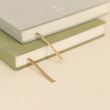 Ribbon bookmark - Paperian Today's highlight B6 dateless daily journal diary