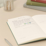 Daily plan - Paperian Today's highlight B6 dateless daily journal diary