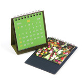 MINIBUS 2021 One fine day mini monthly desk calendar