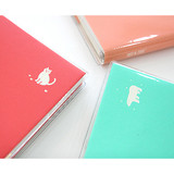 PVC cover - MINIBUS 2021 Zoo simple dated daily diary scheduler