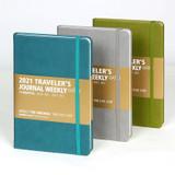MINIBUS 2021 Traveler's dated weekly diary journal