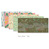 illustration - O-check 2021 Les beaux jours dated weekly diary planner
