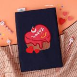 Happy Cake - Wanna This Tailorbird dateless weekly diary planner ver6