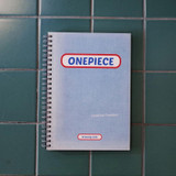 UNIVERSAL CONDITION French blue wirebound blank notebook