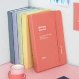 ICONIC 2021 Brilliant dated daily diary planner