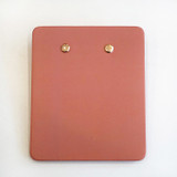 Back - N.IVY Today is small red clipboard holder with a notepad