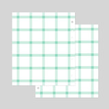 Mint - 2NUL Cherry pick wide A6 6-ring cross grid note paper refill