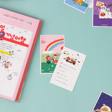 Wanna This 2021 My warm day pocket dated monthly calendar