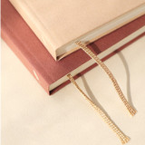 Ribbon bookmark - PAPERIAN Dear my mind dateless daily diary planner