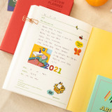The story goes on - Ardium About today dateless daily diary planner