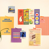 Comes with bookmark sheet - Ardium About today dateless daily diary planner