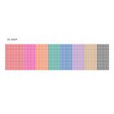 Deep - Wanna This Picnic check A5 size 6 holes paper refills set