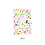 Nature - Oh-ssumthing O-ssum sticker for decoration ver3