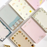 O-CHECK Cute memo note writing pad