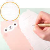 2young Lovely animal friends letter and envelope set