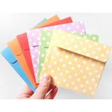 Randomly envelope - 2young Lovely animal friends letter and envelope set