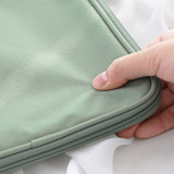 inner cushioned - ICONIC Cottony iPad tablet PC 11 inches zipper sleeve case
