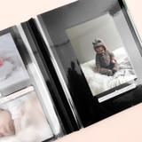 Usage example - Bookfriends Grid photo storage self adhesive photo album