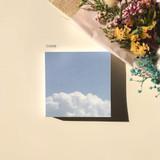 Cloud - Meri Film Mood of the day memo writing notepad