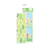 Green - Wanna This Forest's cloud paper sticker