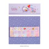 Dream vertical - BT21 Sticky index bookmark set