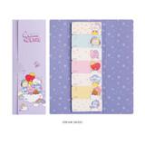 Dream wide - BT21 Sticky index bookmark set